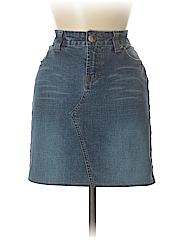 L.e.i. Women Denim Skirt Size 5
