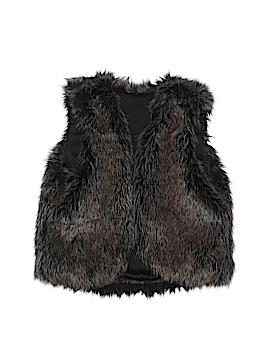 Blank NYC Faux Fur Vest Size 12