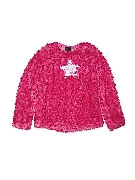 Girl's Rules Fleece Jacket Size 14
