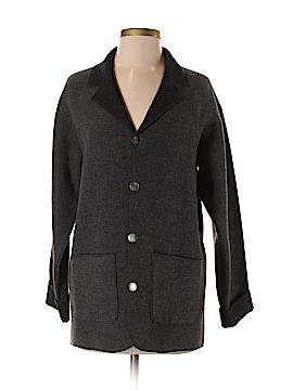 Chico's Design Wool Blazer Size Sm (0)