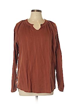 Woolrich Long Sleeve Blouse Size L