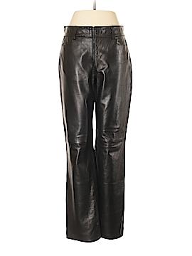 Banana Republic Leather Pants Size 6