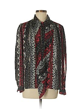 Tess Long Sleeve Blouse Size 8