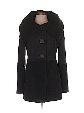 Adrienne Vittadini Wool Coat Size XS