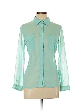 Papaya Long Sleeve Blouse Size L