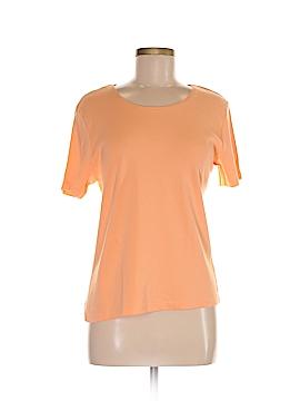 Karen Scott Short Sleeve T-Shirt Size M