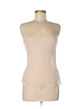DKNY Sleeveless Silk Top Size 8