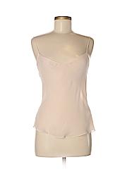 DKNY Women Sleeveless Silk Top Size 8