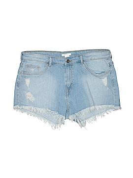 H&M Denim Shorts Size 12