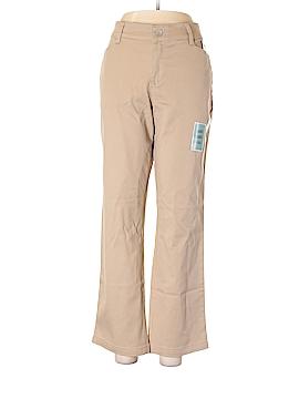 Lee Khakis Size 12 SHORT