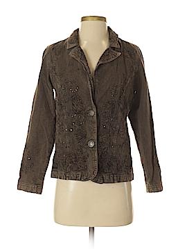Coldwater Creek Denim Jacket Size 4