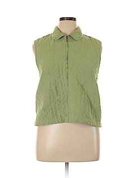 Alfred Dunner Vest Size 14 (Petite)