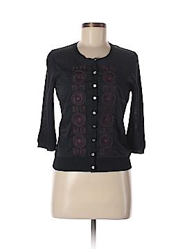 Donna Karan New York Silk Cardigan Size S