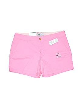 Old Navy Khaki Shorts Size 8
