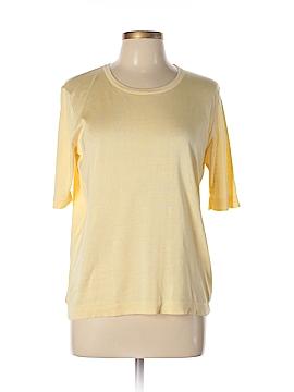 Roberto Quaglia Silk Pullover Sweater Size 46 (IT)