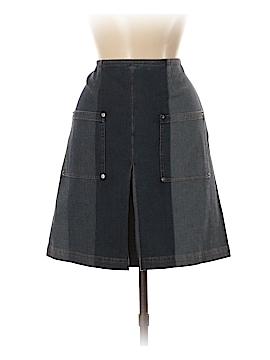 W by Worth Denim Skirt Size 8