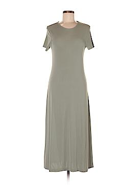 Lands' End Casual Dress Size 6 - 8 Petite (Petite)