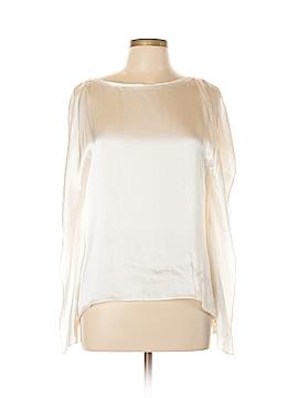CATHERINE Catherine Malandrino 3/4 Sleeve Silk Top Size L