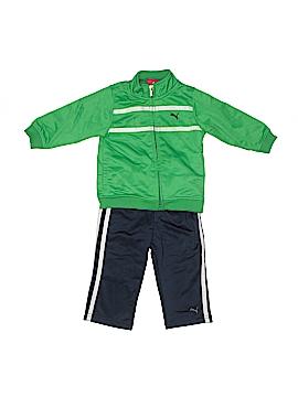 Puma Track Jacket Size 6-9 mo