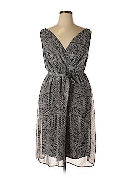 Avenue Casual Dress Size 16 (Plus)