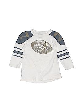 Crewcuts 3/4 Sleeve T-Shirt Size 4 - 5