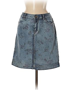 JW (JW Style) Denim Skirt Size 8