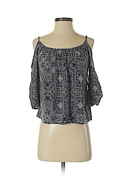 One Clothing 3/4 Sleeve Blouse Size M