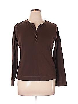 L-RL Lauren Active Ralph Lauren Long Sleeve Henley Size XL