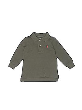 Ralph Lauren Long Sleeve Polo Size 12 mo