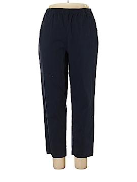 Croft & Barrow Casual Pants Size 1X (Plus)