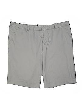 Mossimo Khaki Shorts Size 18 (Plus)