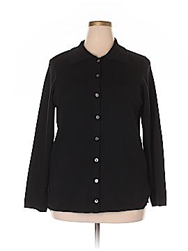 Mercer & Madison Wool Cardigan Size 1X (Plus)