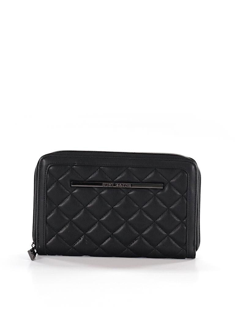 0ba8214955a Steve Madden Solid Black Wallet One Size - 63% off   thredUP
