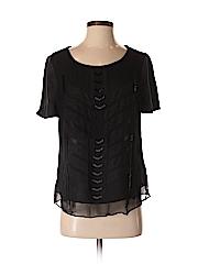 Addison Women Short Sleeve Blouse Size S