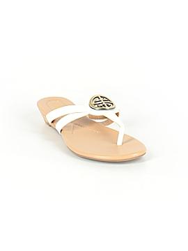 Kim Rogers Flip Flops Size 7