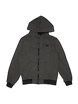 Vans Zip Up Hoodie Size M (Youth)