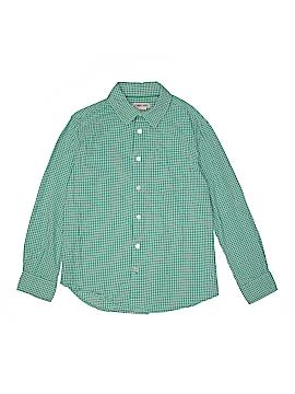 Cherokee Long Sleeve Button-Down Shirt Size M8/10