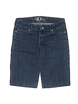 !It Jeans Denim Shorts Size 8