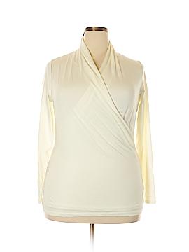 Lauren by Ralph Lauren Long Sleeve Top Size 1X (Plus)