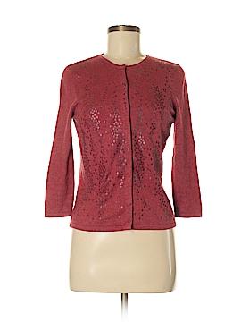 URCHIN Silk Cardigan Size M