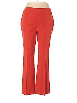 Isaac Mizrahi LIVE! Dress Pants Size 18 (Plus)