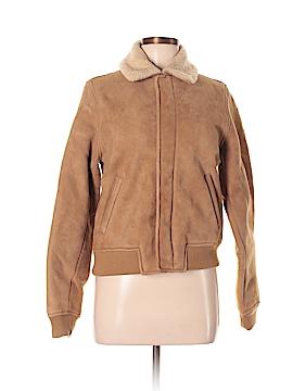 Ralph Lauren Sport Leather Jacket Size M