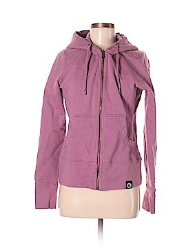 Dollz Sportswear Zip Up Hoodie Size M