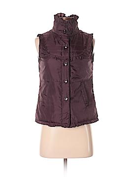 CoffeeShop Vest Size S