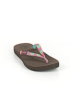 Reef Flip Flops Size 7