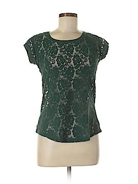 Zara TRF Short Sleeve Top Size M