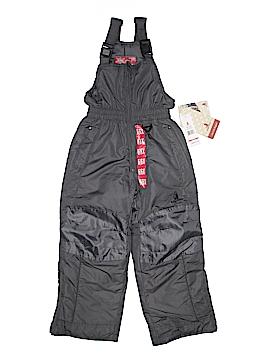 Rugged Bear Snow Pants With Bib Size 6
