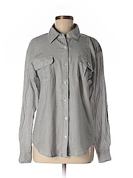 Empyre Long Sleeve Button-Down Shirt Size M