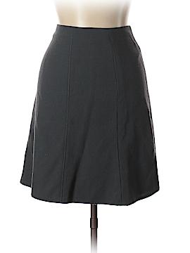 J. Crew Wool Skirt Size 10 (Petite)