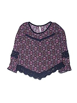 Xhilaration Long Sleeve Blouse Size 6 - 6X